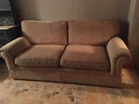 Marks & Spencer 3 seater sofa and armchair