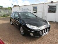 2010 PEUGEOT 2.0 HDI DIESEL ESTATE SAT NAV FULL YEAR MOT