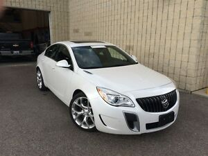 2016 Buick Regal GS**AWD**LTHR**SUNROOF**NAV