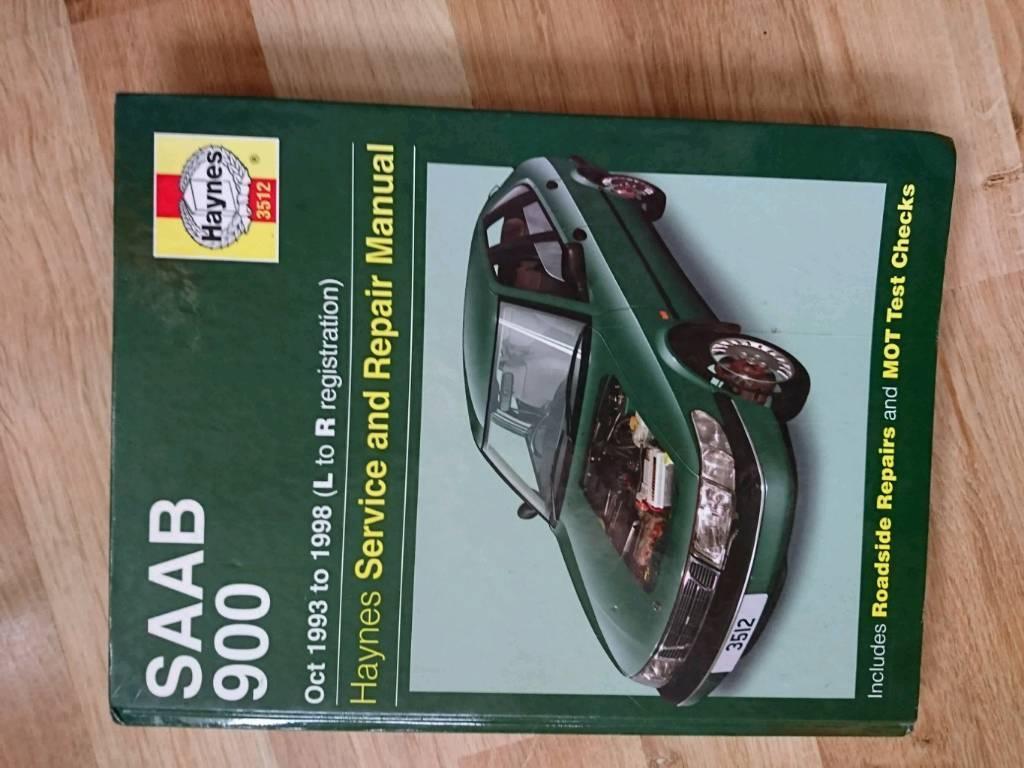 Saab 900 Haynes Manual