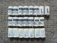 22 fluorescent tube starters