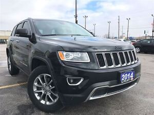 2014 Jeep Grand Cherokee Limited, 4x4, Remote Start, Tow Package