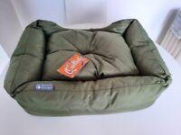 Medium size dog bed