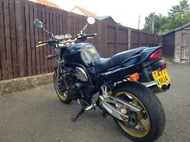 suzuki bandit 1200x very low miles