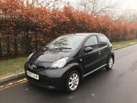 TOYOTA AYGO 2007/07 998CC 5 DOOR WITH AIR-CON ONE PREVIOUS OWNER