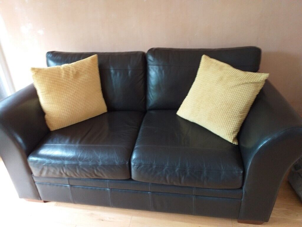 Awe Inspiring Next Leather Sofa In Great Sutton Cheshire Gumtree Pdpeps Interior Chair Design Pdpepsorg