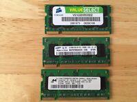 DDR2 2GB Notebook