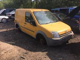 Ford Transit Connect 1.8tdci 2005 For Breaking