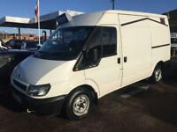ford transit mwb semi high top drives verry good long mot only £1895 no vat