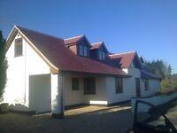 Skilled Builder / Roofer