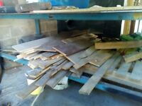 Free wood. All shapes and sizes and kinds, mostely broken pallet wood for burners