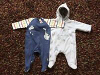 Mamas and Papas 0-3 months bundle