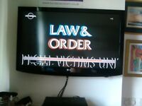 43inch LCD tv perfect order