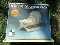 Vintage Plastic Draining Rack