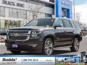 2016 Chevrolet Tahoe LTZ SAFETY AND RECONDITIONED