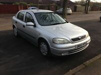 VAUXHALL ASTRA 1.6 CLUB, 12 MONTHS MOT, 54000 MILES, HPI CLEAR, LOW MILEAGE, GREAT RUNNERAROUND