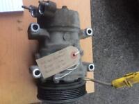 Peugeot air con compressor / pump 11443010360 1438f