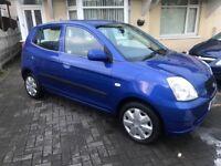 Kia picanto 1.0 ONLY £30 TAX! Drives superb! Not corsa Clio polo micra ford peugoet Honda