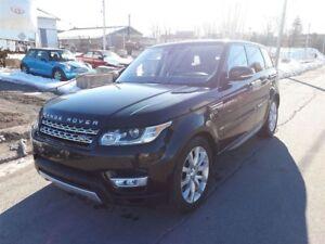 2016 Land Rover Range Rover Sport DIESEL Td6 HSE **216$/SEM+TX *