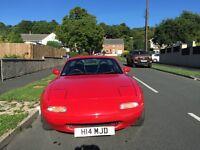 1991 Mazda MX5 MK1 Supercharged