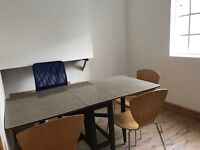 3 Office rooms to rent