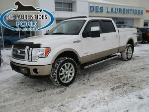 2011 Ford F-150 King Ranch/À PARTIR DE 1.9%