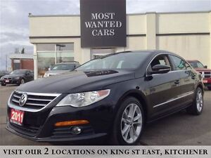 2011 Volkswagen CC 2 TONE LEATHER | BLUETOOTH | NO ACCIDENTS