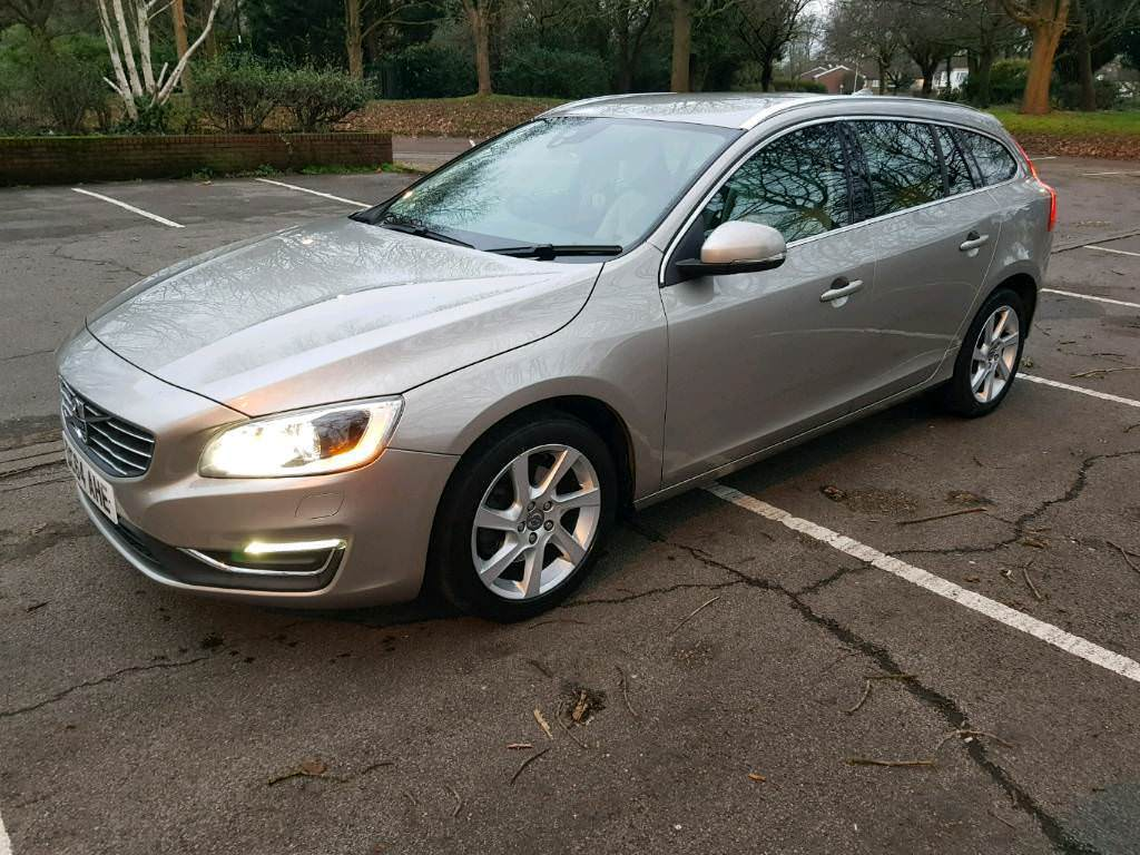 Volvo V60 Lux **1.6d**FSH**Xenon lights**Leather**