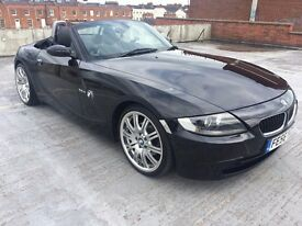 STUNNING BMW Z4 CONVERTIBLE E85 2.5 Si FOR SALE