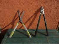 HEDGE SHEARS& LOPPERS