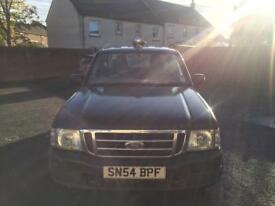 Ford ranger 2.5 turbo diesel double cab pick up truck 4wd