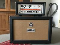 Orange PPC212 Cab (Closed Back)