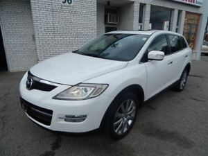 2009 Mazda CX-9 NAVIGATION CAMERA 7 PASSENGER AWD