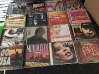 Bundle of 30 CDs