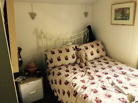 small double bedroom available in relaxed & friendly shared house