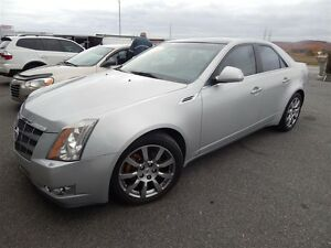 2009 Cadillac CTS 3.6L AWD - TOIT PANORAMIQUE