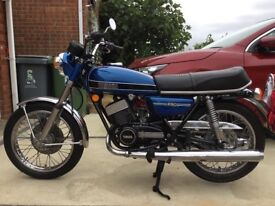 Yamaha RD 250 1973 excellent condition