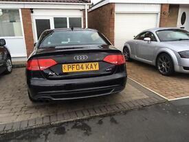 Audi A4 sline 1.8 petrol