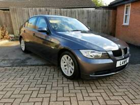 Bmw 320d fsh fully loaded private plate