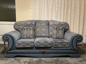 Sofa set (3+2+1+1)