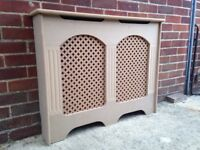 Decorative Radiator Cover - MDF unpainted