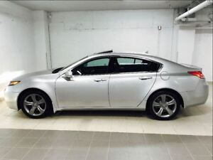 2014 Acura TL Tech SH-AWD ACURA CANADA CERTIFIED PROGRAM 7 YEARS