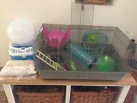Hamster/ rat cage