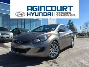 2013 Hyundai Elantra GL/HEATED SEATS/ONLY 46421KMS/OFF LEASE