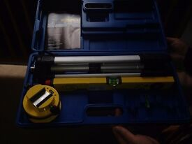 PowerFix Laser Level Kit