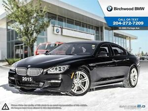 2015 BMW 6 Series 650i xDrive M Sport Edition