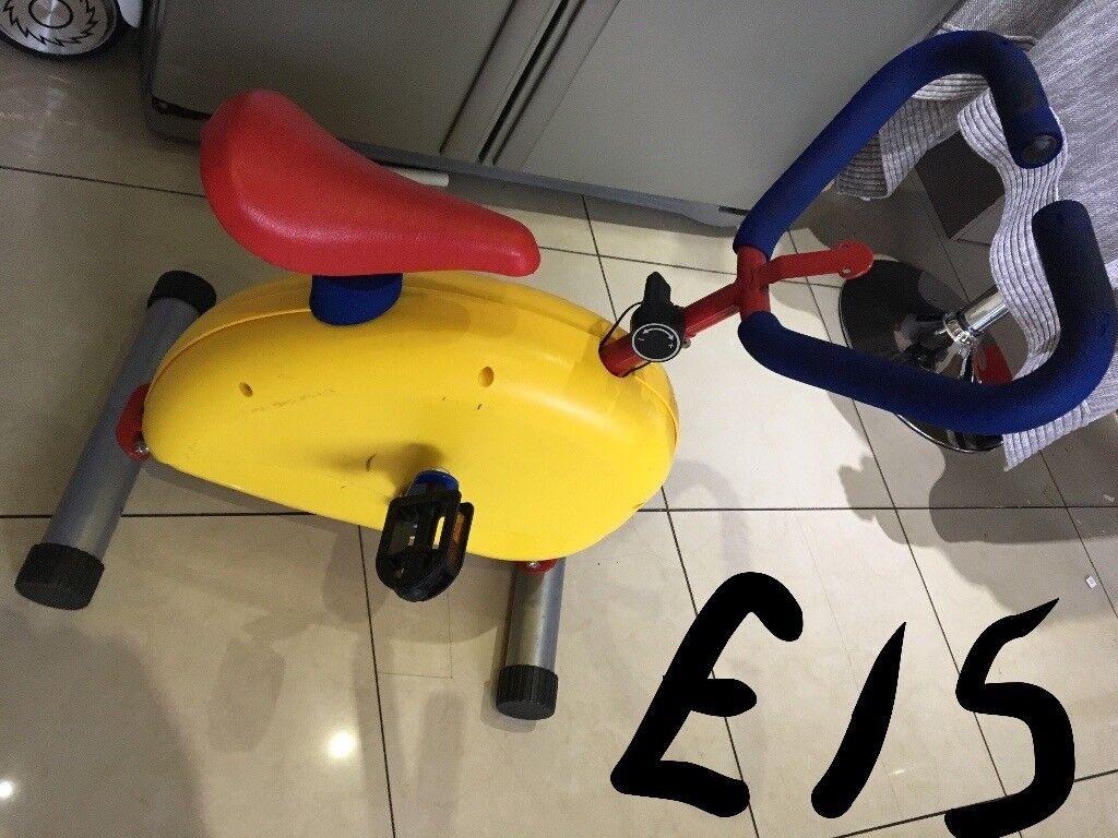 Child exercise bike