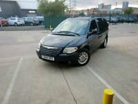Chrysler grand voyager 2.8crd limited