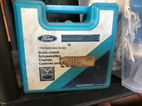 Ford snow chains for tyres