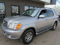 2003 Toyota Sequoia Limited V8 4x4